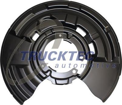 Trucktec Automotive 08.35.230 - Dubļu sargs, Bremžu disks autodraugiem.lv