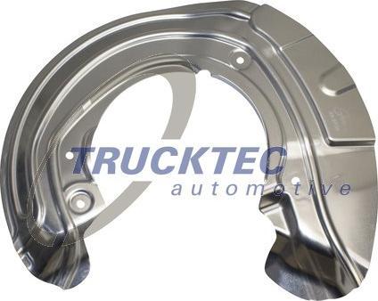Trucktec Automotive 08.35.228 - Dubļu sargs, Bremžu disks autodraugiem.lv