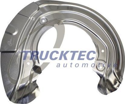 Trucktec Automotive 08.35.227 - Dubļu sargs, Bremžu disks autodraugiem.lv