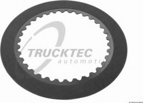 Trucktec Automotive 08.25.002 - Frikcijas disks, Automātiskā pārnesumkārba autodraugiem.lv