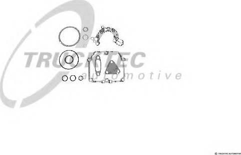 Trucktec Automotive 02.43.013 - Blīvju komplekts, Karburators autodraugiem.lv