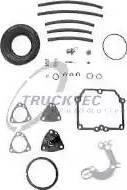 Trucktec Automotive 02.43.023 - Blīvju komplekts, Karburators autodraugiem.lv