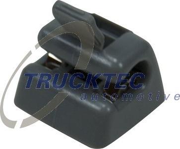 Trucktec Automotive 02.57.080 - Turētājs, Saulessargs autodraugiem.lv