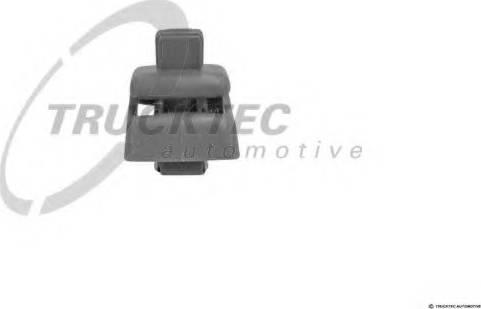 Trucktec Automotive 02.57.078 - Turētājs, Saulessargs autodraugiem.lv