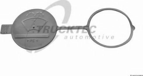 Trucktec Automotive 02.61.015 - Vāciņs, Ūdens rezervuārs autodraugiem.lv