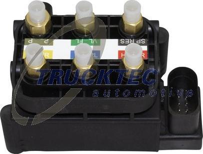 Trucktec Automotive 02.30.408 - Vārsts, Pneimatiskā sistēma autodraugiem.lv