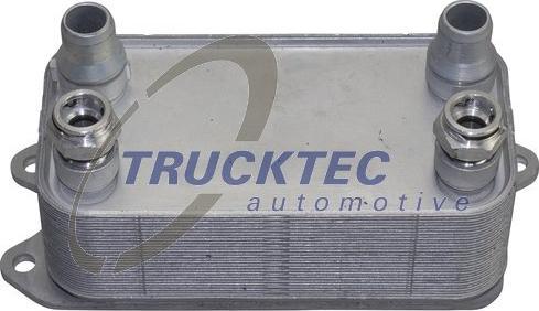 Trucktec Automotive 02.25.092 - Eļļas radiators, Automātiskā pārnesumkārba autodraugiem.lv