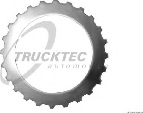 Trucktec Automotive 02.25.055 - Frikcijas disks, Automātiskā pārnesumkārba autodraugiem.lv