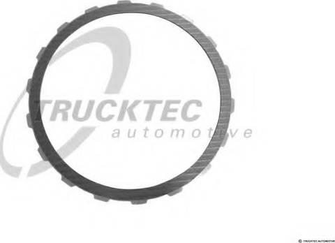 Trucktec Automotive 02.25.069 - Frikcijas disks, Automātiskā pārnesumkārba autodraugiem.lv