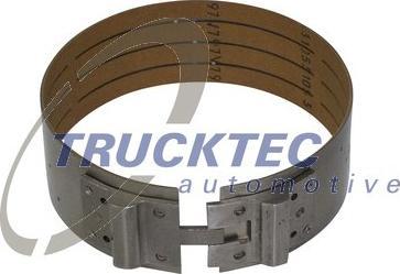 Trucktec Automotive 02.25.061 - Bremžu lenta, Automātiskā pārnesumkārba autodraugiem.lv