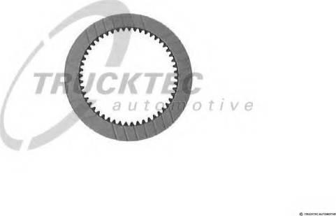 Trucktec Automotive 02.25.005 - Frikcijas disks, Automātiskā pārnesumkārba autodraugiem.lv