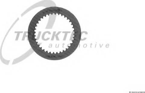 Trucktec Automotive 02.25.013 - Frikcijas disks, Automātiskā pārnesumkārba autodraugiem.lv