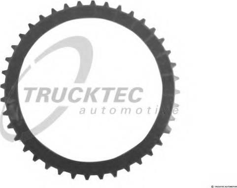 Trucktec Automotive 02.25.029 - Frikcijas disks, Automātiskā pārnesumkārba autodraugiem.lv
