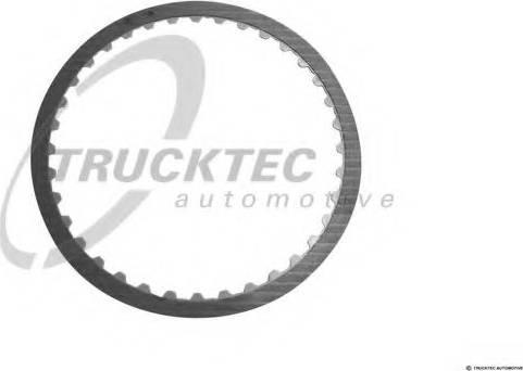 Trucktec Automotive 02.25.070 - Frikcijas disks, Automātiskā pārnesumkārba autodraugiem.lv