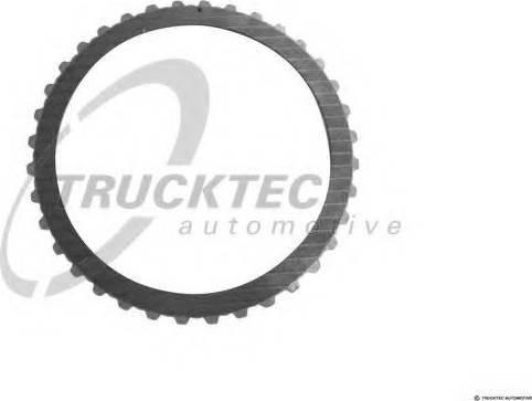 Trucktec Automotive 02.25.078 - Frikcijas disks, Automātiskā pārnesumkārba autodraugiem.lv
