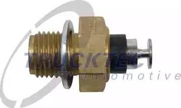 Trucktec Automotive 07.42.007 - Devējs, Dzesēšanas šķidruma temperatūra autodraugiem.lv