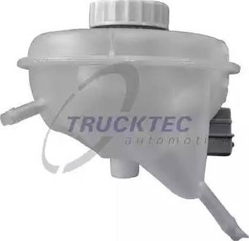 Trucktec Automotive 07.35.066 - Kompensācijas tvertne, Bremžu šķidrums autodraugiem.lv