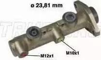 Trusting PF090 - Galvenais bremžu cilindrs autodraugiem.lv