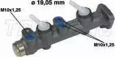 Trusting PF003 - Galvenais bremžu cilindrs autodraugiem.lv
