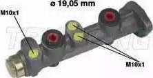 Trusting PF017 - Galvenais bremžu cilindrs autodraugiem.lv
