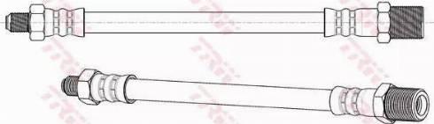 TRW PHC167 - Sajūga šļūtene autodraugiem.lv