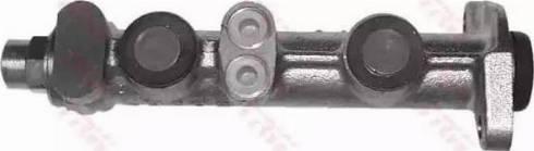 TRW PMD170 - Galvenais bremžu cilindrs autodraugiem.lv