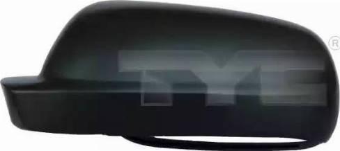 TYC 337-0038-2 - Korpuss, Ārējais atpakaļskata spogulis autodraugiem.lv