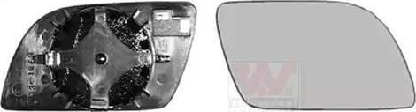 Van Wezel 5827832 - Spoguļstikls, Ārējais atpakaļskata spogulis autodraugiem.lv