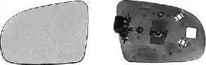 Van Wezel 3776831 - Spoguļstikls, Ārējais atpakaļskata spogulis autodraugiem.lv