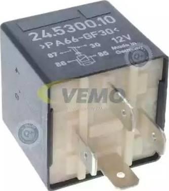 Vemo V15-71-0018 - Relejs, Radiatora ventilatora sistēma autodraugiem.lv