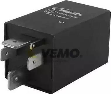 Vemo V15-71-0012 - Relejs, Radiatora ventilatora sistēma autodraugiem.lv