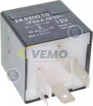 Vemo V15-71-0017 - Relejs, Radiatora ventilatora sistēma autodraugiem.lv