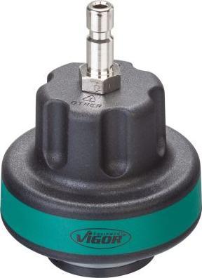 Vigor V1963-12 - Adapteris, Dzesēšanas sist. spiediena pārbaudes komplekts autodraugiem.lv