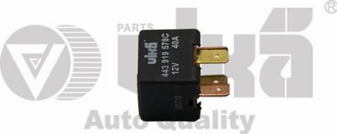 Vika 29190000501 - Relejs, Gaisa kondicionēšanas sistēma autodraugiem.lv