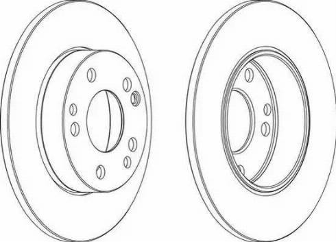 A.B.S. 15778 - Bremžu diski autodraugiem.lv