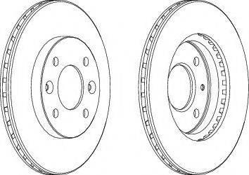 A.B.S. 15117 - Bremžu diski autodraugiem.lv