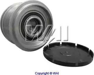 WAI 24-91107 - Ģeneratora brīvgaitas mehānisms autodraugiem.lv