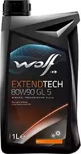 Wolf 8304309 - Manuālās pārnesumkārbas eļļa autodraugiem.lv