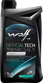 Wolf 8304200 - Reduktora eļļa autodraugiem.lv