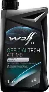 Wolf 8305801 - Automātiskās pārnesumkārbas eļļa autodraugiem.lv