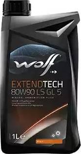 Wolf 8300622 - Manuālās pārnesumkārbas eļļa autodraugiem.lv