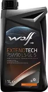 Wolf 8300721 - Manuālās pārnesumkārbas eļļa autodraugiem.lv
