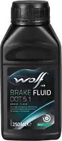 Wolf 8308109 - Bremžu šķidrums autodraugiem.lv