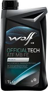 Wolf 8336140 - Automātiskās pārnesumkārbas eļļa autodraugiem.lv