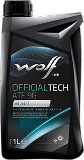 Wolf 8332364 - Automātiskās pārnesumkārbas eļļa autodraugiem.lv