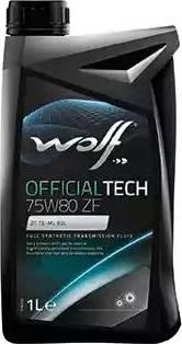 Wolf 8325601 - Manuālās pārnesumkārbas eļļa autodraugiem.lv