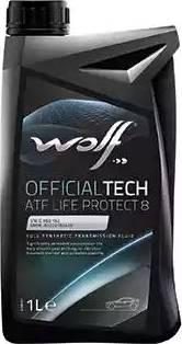 Wolf 8326479 - Automātiskās pārnesumkārbas eļļa autodraugiem.lv