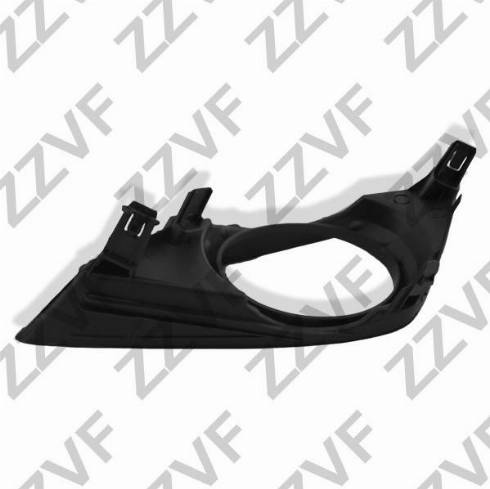 ZZVF ZVHD085900501R - Bampera pārklājums, Piekabes aprīkojums autodraugiem.lv