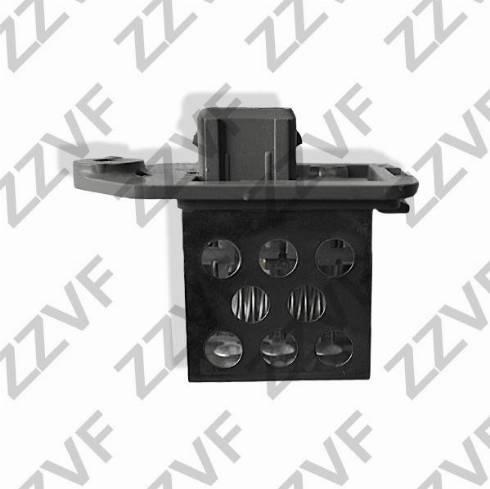 ZZVF ZVK353 - Vadības bloks, Apsilde/Ventilācija autodraugiem.lv