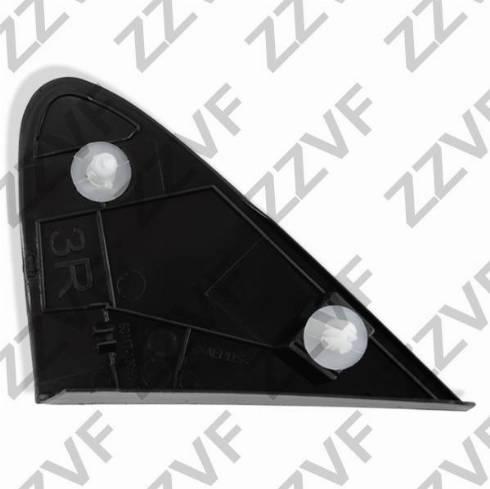 ZZVF ZVTY9210200R - Bampera pārklājums, Piekabes aprīkojums autodraugiem.lv